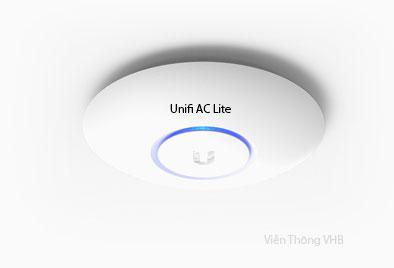Wifi UniFi AC Lite hỗ trợ 70 User