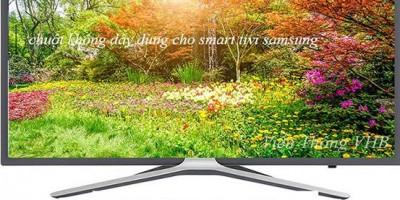 bàn phím kiêm chuột không dây dùng cho smart tivi samsung (giá 465k)